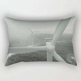 Quality Winter Rectangular Pillow