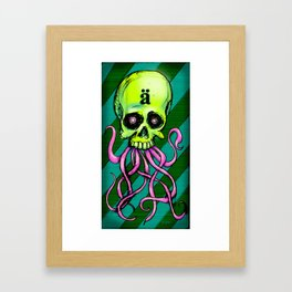 ä Skull Framed Art Print