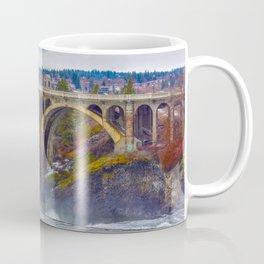 Spokane River Views Coffee Mug