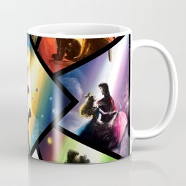 Magical silhouettes Coffee Mug