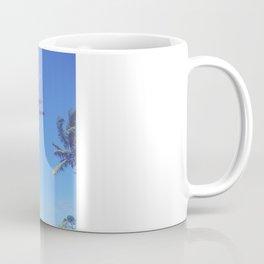 Fragmented Palm Coffee Mug