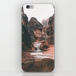 Utah III iPhone Skin