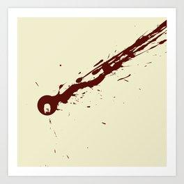 Funky Kill Art Print