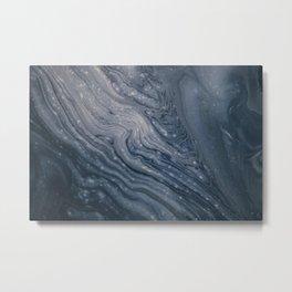 Stone Galaxy Metal Print