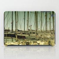 marina iPad Cases featuring marina by gzm_guvenc