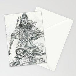 Gwan Gong Stationery Cards