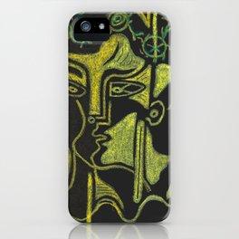Egos iPhone Case
