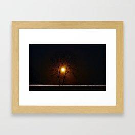 The Only Reason Framed Art Print