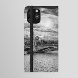 Paris iPhone Wallet Case