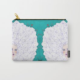 Puffball by Jane Davenport Carry-All Pouch