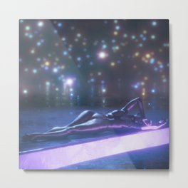 The Rebirth of Venus Metal Print