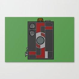 Brownie Beau Canvas Print