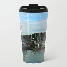 La Push Marina Metal Travel Mug