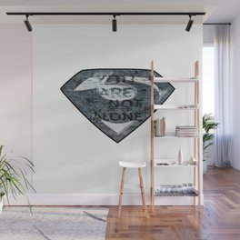 General Zod Wall Mural