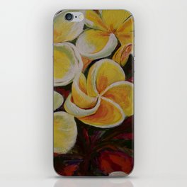 Island Blooms iPhone Skin