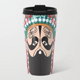 Beijing Opera Character XiangYu Travel Mug