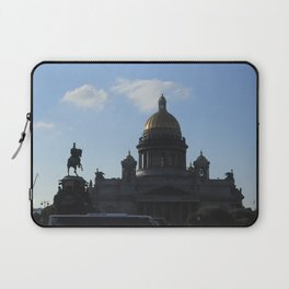 St. Isaac's Square. Saint Isaac's Cathedral. Laptop Sleeve