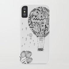 balloon trip iPhone X Slim Case