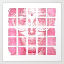 Ac.2 As.17 An.2 Cl.2 Kh.2 Art Print