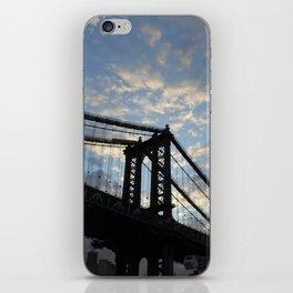 NY Bridge iPhone Skin