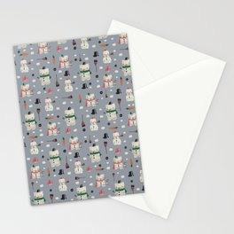 Snowanimals Stationery Cards