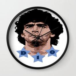 Maradona - D10 Wall Clock