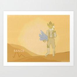Modern Prospector Art Print