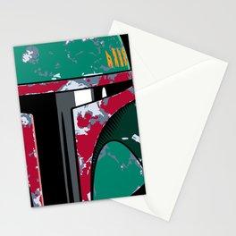 Bounty Hunter Stationery Cards