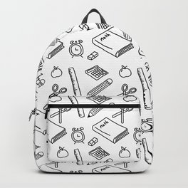 School Stuff Backpack