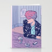 bar Stationery Cards featuring Bar by - OP -