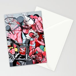 Guerre puDiche Stationery Cards