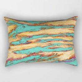Aggregate Rectangular Pillow
