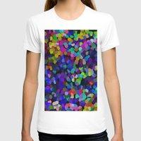 dots T-shirts featuring Dots by Art-Motiva