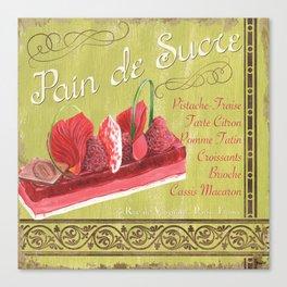 Pain de Sucre Canvas Print