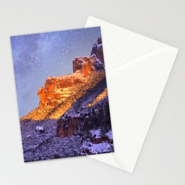 Montserrat Mountains Stationery Cards
