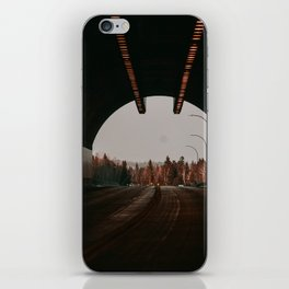 Hold Your Breath iPhone Skin