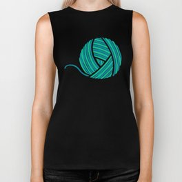 Wool & Yarn Pattern Biker Tank