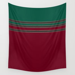 Christmas combo pattern Wall Tapestry