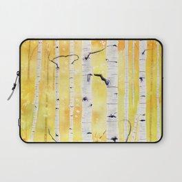 Autumn Birch Laptop Sleeve