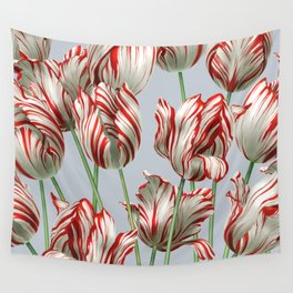 Semper Augustus Tulips Wall Tapestry