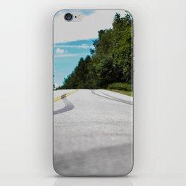 Street Tracks iPhone Skin