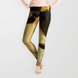 Bacchus - Caravaggio Leggings