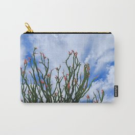 Ocotillo Cactus Carry-All Pouch