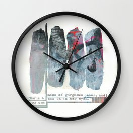 CHAOS▲ Wall Clock