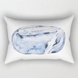 Smooth sea rock Rectangular Pillow