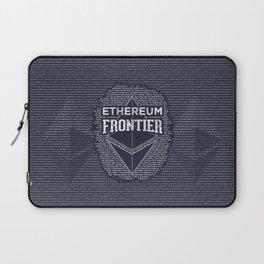 Ethereum Frontier Laptop Sleeve