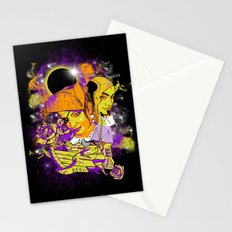 Space Pirates Stationery Cards