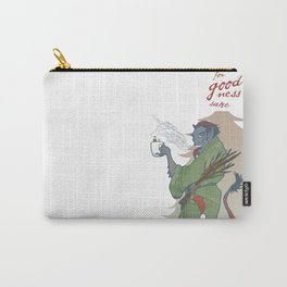 A Kup of Krampus Carry-All Pouch