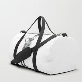 1920s Bathing Beauty Duffle Bag