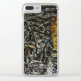 Siouxsie I Clear iPhone Case